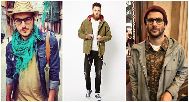 Los 5 accesorios para hombre m s usados blog oficial for Estilo hipster hombre