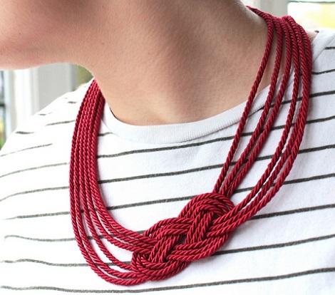 acba685c0e77 8 Ideas de collares que puedes fabricar tú misma - Blog Oficial ...